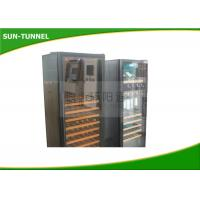 Buy cheap Coin And Note Payment Luxury Wine Vending Machine MDB Standard Design product