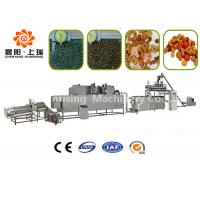 Buy cheap Fully Automatic Fish Feed Production Equipment , Floating Fish Feed Pellet from wholesalers