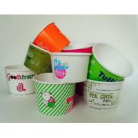 Buy cheap Hot Sale Disposable Paper Ice Cream Bowl product