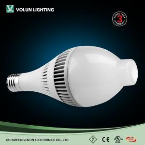 A luz alta conduzida 120W 12000lm 100lm/W E39 E40 da baía de Meanwell o motorista de alumínio substitui a lâmpada de HPS e a lâmpada do MH