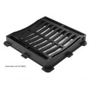 Buy cheap Anti-theft Captive Hinged Ductile Iron Kerb Dished Gully Grating & Frame (Dished TOP) From China product