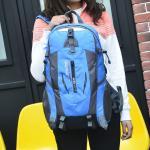 Sacs de sport montant le sac extérieur de sac à dos de sports d'alpinisme de camping augmentant les sacs à dos ultra-légers pour des hommes de femmes