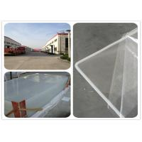 China 18mm Lucite Cast PMMA Cutting Acrylic Sheet With PE Film / Acrylic Perspex Sheet on sale