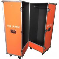 China Customized Bright color Closet Case , Folding Rack Flight Case For Clothes wholesale