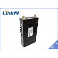 Buy cheap CE Certified Middle Range High Definition 2W COFDM Transmitter for Fire Prevention from wholesalers