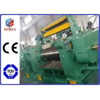 Buy cheap Rubber Open Mixer Rubber Processing Machine 35-60 Kg Per Time Feeding Capacity product