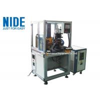 Buy cheap Touch Screen Commutator Fusing Machine , Hot Stacking Machine With Miyachi Power product