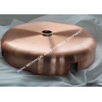 Buy cheap Copper Corona Spinning Parts C1100 Grade For High Voltage Test Systems product