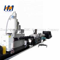 Buy cheap Agriculture Plastic Pipe Extrusion Line , Plastic Tube Extrusion Machine product