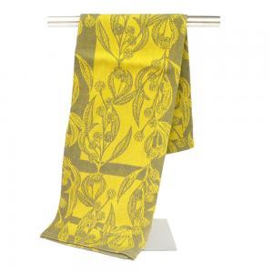 Buy cheap 黄色/オレンジ/紫色家のための 40 x 66cm のジャカード台所ふきん product
