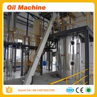 Buy cheap Soybean meal production oil processing equipment soya solvent extraction processing plant product