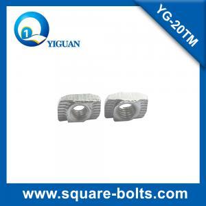 Buy cheap 20 séries de l'écrou de fente de T, écrou de tête de marteau pour la connexion en aluminium de profil product