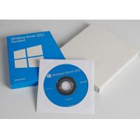 Buy cheap Activated Online Microsoft Windows Server 2012 Standard Retail Box DVD Key Card product