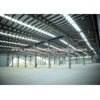Buy cheap Light Frame Metal Warehouse Buildings product