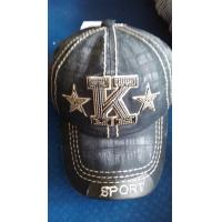 Buy cheap cotton jean fabric washed baseball cap,fashion hat and cap product