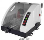 Découpeuse métallographique d'UniCut250Y/contrôle de la pression équipement métallurgique bas