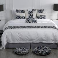Buy cheap plain breathable 5-star hotel cheap bedding set product