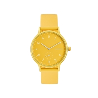 Buy cheap Recycled Plastic Custom Design Watches Face Printed SEIKO PC20 Movement from wholesalers