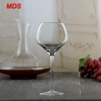 China High quality handmade high end lead-free crystal red wine glass on sale