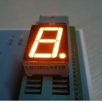 Buy cheap Indoor One Digit Graphics Seven Segment Led Display Full Color RoHS CE Approved from wholesalers