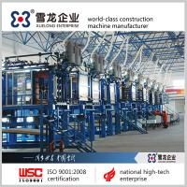 Icf block molding machine 100946047 for Icf blocks for sale