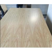 Buy cheap Non Pollution UV Coated Plywood 1220x2440mm / Size FSC Certification HODA product