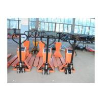 Buy cheap For oil cylinder and oil channel PTD-2500ES powered pallet truck with scale product