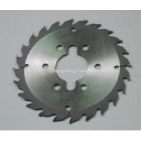 Buy cheap T. C. T Circular Saw Blade for Bamboo Cutting product