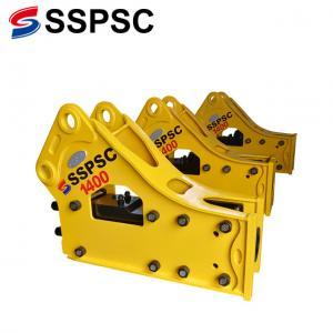 China hydraulic hammer for cat 320 excavator hydraulic breaker korean technology on sale
