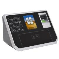 Office building Touch Screen Facial Recognition Face Time Attendance with WIFI