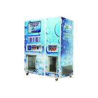 Buy cheap Carbon Steel Water Proof Water Vending Machine With 2 Independent Vending Zone product