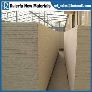 Buy cheap A placa do cimento da fibra da isolação sadia para a parede interior e a parede exterior embarcam, as amostras grátis REF-04 product