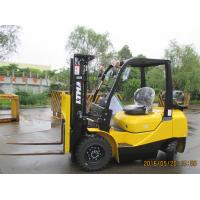 Buy cheap EPA Approval 2.5 Ton Pallet Forklift Trucks Enclosed With NissanK25 Engine from wholesalers