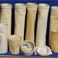 Buy cheap 10mg/Nm3 20 Mg/Nm3 PPS Filter Bag Dust Filtration Bags 500-650G/M2 product