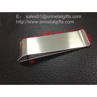 1 5mm Thick Heavy Duty Stainless Steel Money Clips Mens