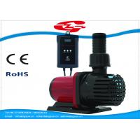 Buy cheap 3000L/H high flow solar DC water pump with filter for Fountain and Aquarium from wholesalers
