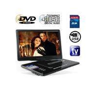 China 15 Inch Widescreen LCD Portable DVD and Multimedia Player on sale