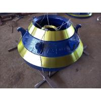 Buy cheap Original MinYu MCC1150 cone Crusher mantle and concave high manganese blue product