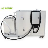 Buy cheap Electronic Sonic Cleaning Equipment With Solvent Recycling Filtration product