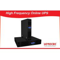 China HP9115CRT Rack Mount High Frequency  Single  Phase Online UPS Power Supply 10KVA/8000W on sale