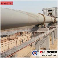 Buy cheap Rotary Kiln for Cement Plants / Rotary Kiln Cement Production Line product