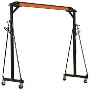 Buy cheap Single Beam 1 Ton Portable Gantry Crane product