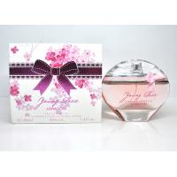Nice Bottle Design Popular Women'S Perfume Pure Glass Young Floral Oriental Scent