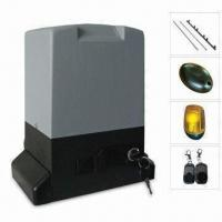 Buy cheap AC Automatic Motor Sliding Gate Opener with Magnetic and Mechanical Limit Switches product