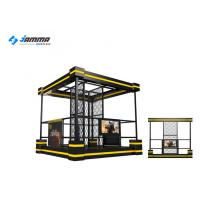 Buy cheap Coin Operated Games Vr Tower Gun Entertainment Simulator Machine product