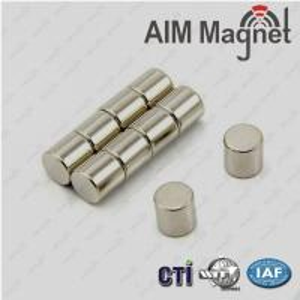 Buy cheap Super strong NdFeB Permanent N35 D22 x 1mm Neodymium Magnet product