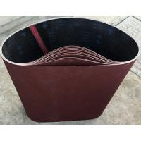 China Brown Corundum Sand Colored Sand Paper Abrasive Paper Rolls 10mm ~ 1650mm Width on sale