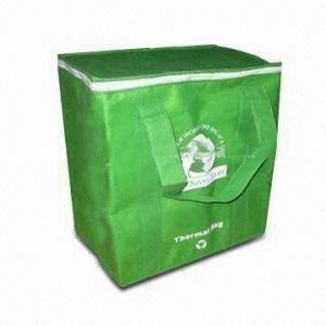 Buy cheap Un bolso más fresco sin la laminación, guarnición del papel de aluminio de la espuma de EPE, hecha de los PP no tejida product