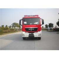Buy cheap Gross Weight 18300kg Fire Equipment Truck High Space Utilization For City Rescue product