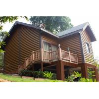 Buy cheap Anti Deformation WPC House With Non - Toxic wood composite material product